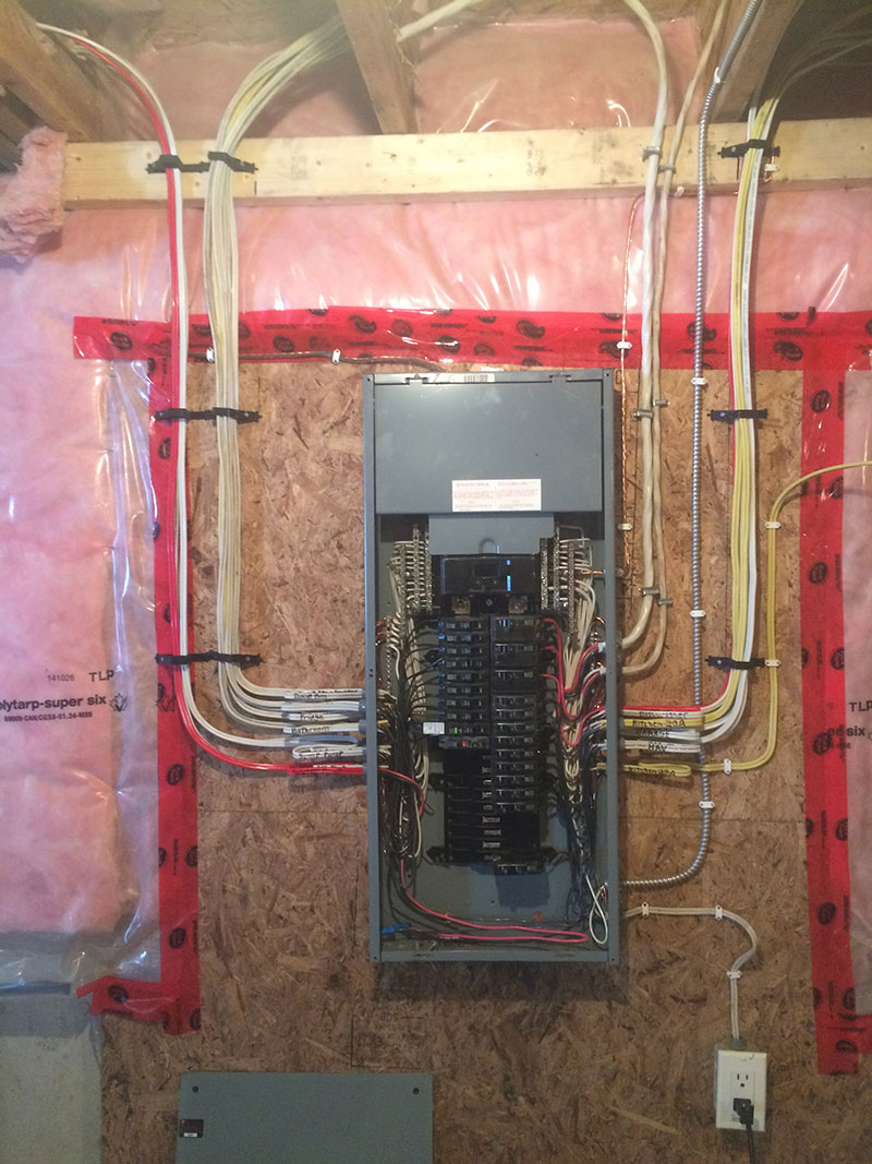 Electrician Huntsville Electrical Services Greenside Electric Mfg Residential Fuse Box